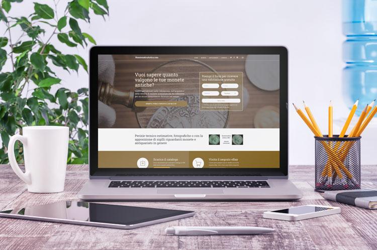 Numismatica Antica sito web