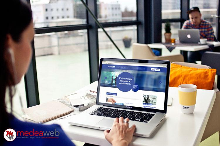 Sito web assicurazioni