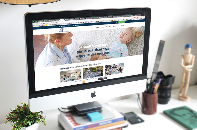 Assicurazioni sito web