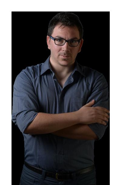 Luca De Matteis web designer roma