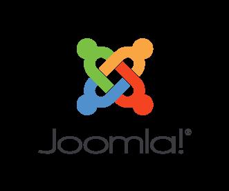 Logo Joomla! verticale