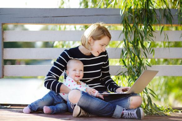 Diventare blogger mamma